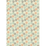 Westcott Bursting Matte Vinyl Backdrop with Grommets (5 x 7', Multi-Color)