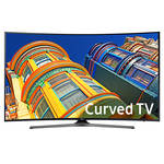 "Samsung KU6500-Series 49""-Class UHD Smart Curved LED TV"