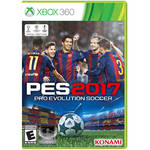 Konami Pro Evolution Soccer 2017 for X360 Gaming Console