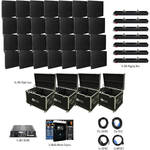 American DJ AV6X LED Video Wall Kit (28 Panels)