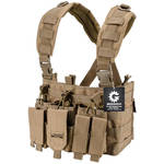 Barska Loaded Gear VX-400 Tactical Chest Rig (Dark Earth)