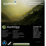 Garmin HuntView Maps (East Texas)