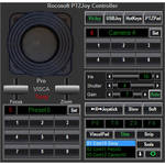 PTZOptics Rocosoft PTZJoy Pro for Live Production (Download)