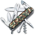 Victorinox Climber Swiss Army Knife (Camouflage)