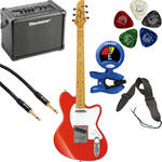 Ibanez TM302M Talman Standard Series Electric Guitarist's Starter Kit (Antique Red)