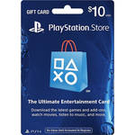 Sony PlayStation Store $10 Gift Card