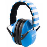 Alpine Hearing Protection Muffy Earmuffs for Children (Blue/White)