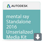 Autodesk mental ray Standalone 2016 Unserialized Media Kit