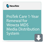NewTek ProTek Care 1-Year Renewal for Wowza MDS