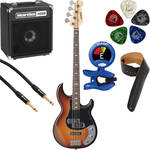 Yamaha BB424X Electric Bass Starter Kit