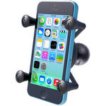 "RAM MOUNTS Universal X-Grip Cell/iPhone Cradle with C-Size 1.5"" Ball"