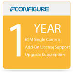 IPConfigure ESM Single Camera Add-On License with 1-Year Support/Upgrade Subscription