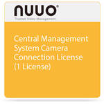 NUUO Central Management System Camera Connection License (1 License)