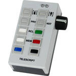 Telescript UHC-200 Double-USB 10-Button Hand Control for Telescript Software