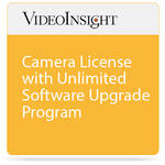 Video Insight Camera License with Unlimited Software Upgrade Program