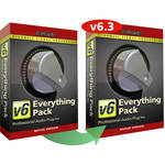 McDSP Everything Pack Native v6 to v6.3 Upgrade - Music Production Plug-In Bundle (Download)