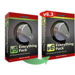 McDSP Everything Pack Native v5 to v6.3 Upgrade - Music Production Plug-In Bundle (Download)