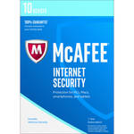 McAfee Internet Security 2017 (10 Devices, 1-Year Subscription, Download)