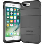 Pelican Voyager Case for iPhone 7 Plus (Black/Black)