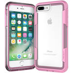 Pelican Voyager Case for iPhone 7 Plus (Clear/Pink)