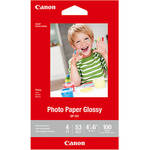 "Canon Glossy Photo Paper - 4x6"" - 100 Sheets"