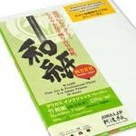 Awagami Factory Bamboo Deckle-Edge Fine-Art Inkjet Paper (A3+, 10 Sheets)