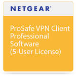 Netgear ProSafe VPN Client Professional Software (5-User License)