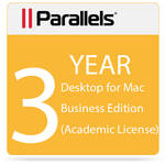 Parallels Desktop for Mac Business Edition (3-Year Academic License)