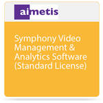 aimetis Symphony Video Management & Analytics Software (Standard License)