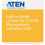 ATEN Add-on Node License for CC2000 Management Software (500)