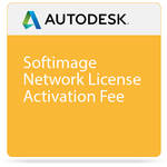 Autodesk Softimage Network License Activation Fee