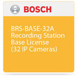 Bosch BRS-BASE-32A Recording Station Base License (32 IP Cameras)