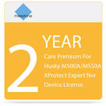 Milestone Care Premium for Husky M500A and M550A with XProtect Expert NVR Device License (2-Year)