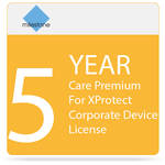 Milestone Care Premium for XProtect Corporate Device License (5-Year)