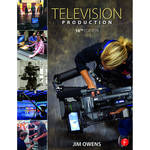 Focal Press Book: Television Production (16th Edition, Paperback)