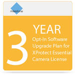 Milestone 3-Year Opt-In Software Upgrade Plan for XProtect Essential Camera License