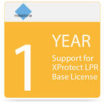 Milestone 1-Year SUP for XProtect LPR Base License
