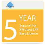 Milestone 5-Year SUP for XProtect LPR Base License