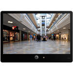 "Tote Vision 27"" LCD Public View Monitor with Built-in 1080p Camera"
