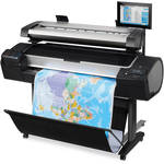 "HP DesignJet Z5400 PostScript HD Pro 44"" Large-Format Multifunction Inkjet ePrinter"