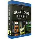 McDSP Boutique Bundle HD - Vintage and Modern Audio Effects Plug-In Bundle (Download)