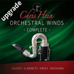 Best Service Chris Hein Orchestral Woodwinds, Complete Collection Upgrade - Virtual Instrument (Download)