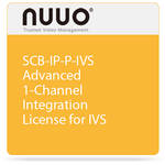 NUUO SCB-IP-P-IVS Advanced 1-Channel Integration License for IVS
