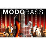 IK Multimedia Modo Bass - Electric Bass Virtual Instrument (Download)