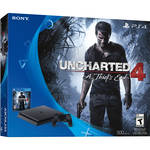 Sony PlayStation 4 Slim Uncharted 4 Bundle