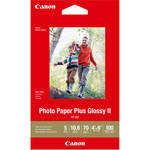 "Canon PP-301 Photo Paper Plus Glossy II (4 x 6"", 100 Sheets)"