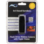 Mini Gadgets CamStickNV USB Flash Drive with Covert Camera