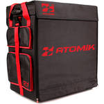 Venom Group Atomik Transporter Race Case for Traxxas/Losi RC Vehicles (Red/Black)