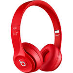 Beats by Dr. Dre Solo2 Wired On-Ear Headphones (Red)