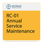 Isonas RC-01 Annual Service Maintenance